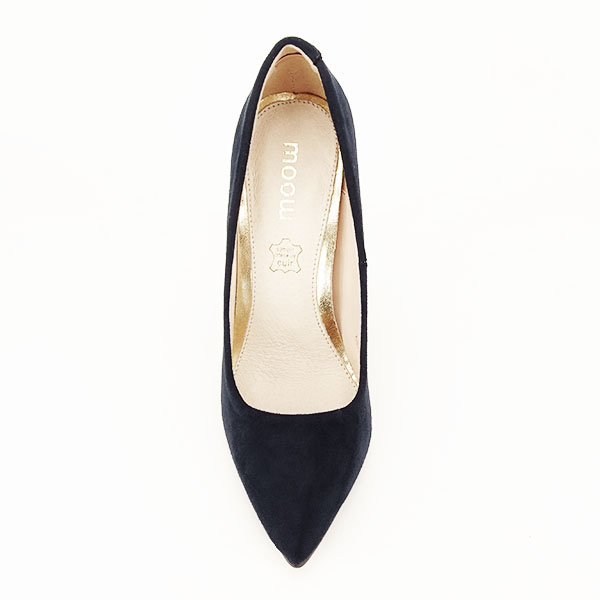Pantofi stiletto bleumarin Grace 3