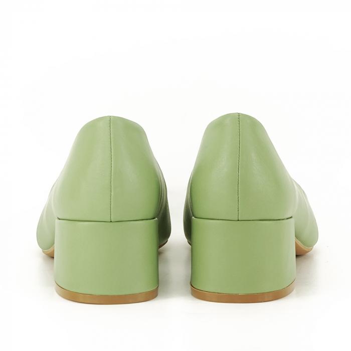 Pantofi verde fistic Anita 3