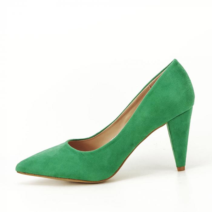 Pantofi cu toc conic Dion [0]