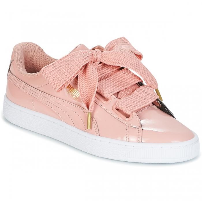 Pantofi sport Puma roz dama 1