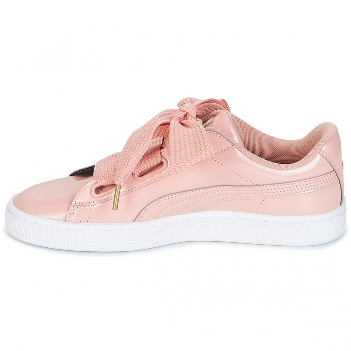 Pantofi sport Puma roz dama 3