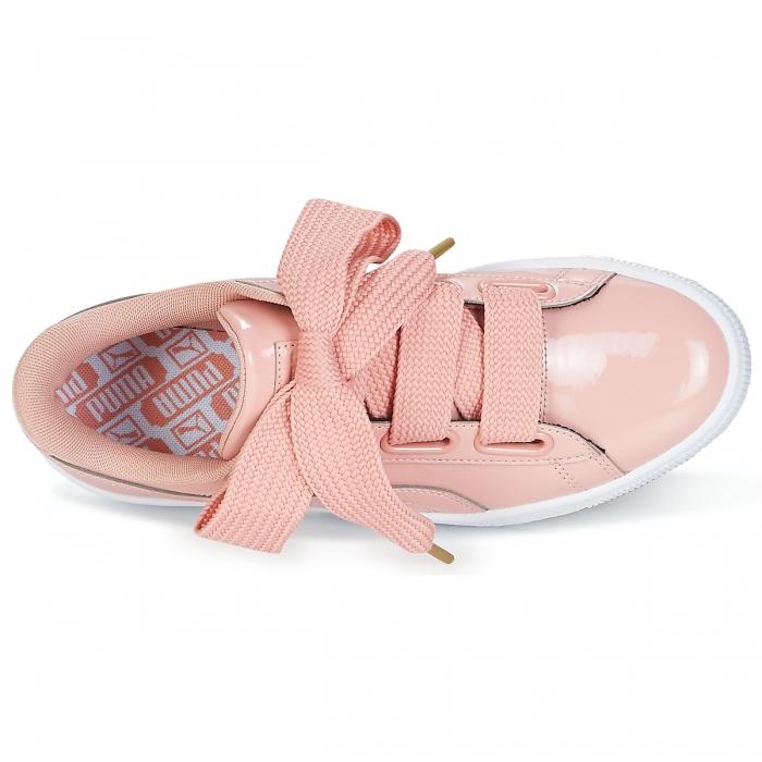 Pantofi sport Puma roz dama 4