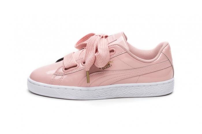 Pantofi sport Puma roz dama 0