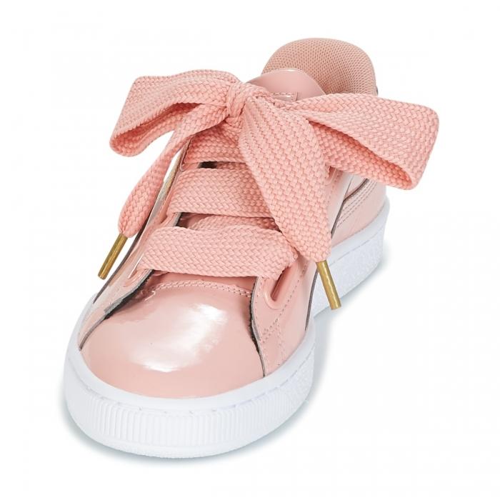 Pantofi sport Puma roz dama 2