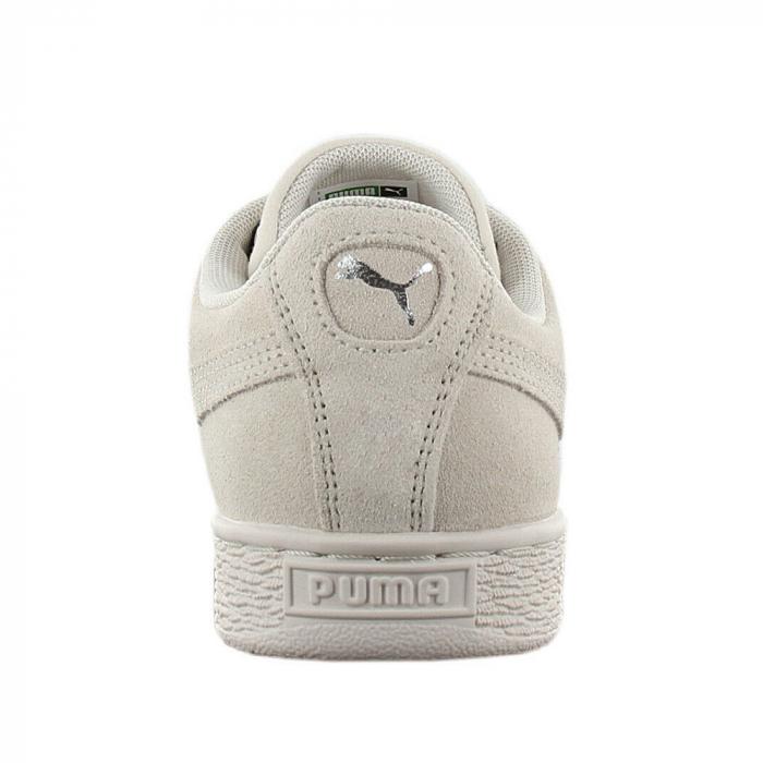 Puma Pantofi sport Casual Femei Puma Suede Jewel de piele intoarsa 4