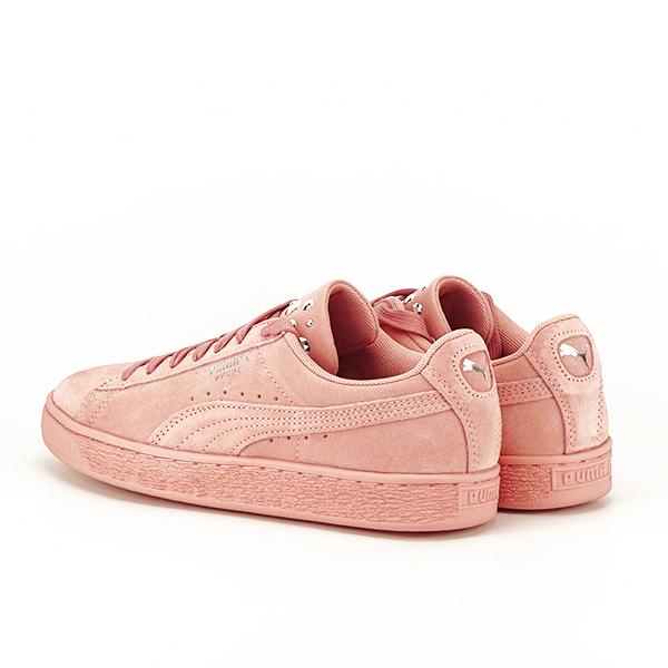 Puma Pantofi sport Casual Femei Puma Suede Jewel de piele intoarsa [2]