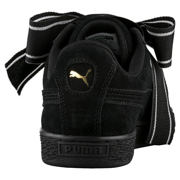 Puma Pantofi sport Casual Femei Puma Suede Heart Satin II Wn s de piele intoarsa 3