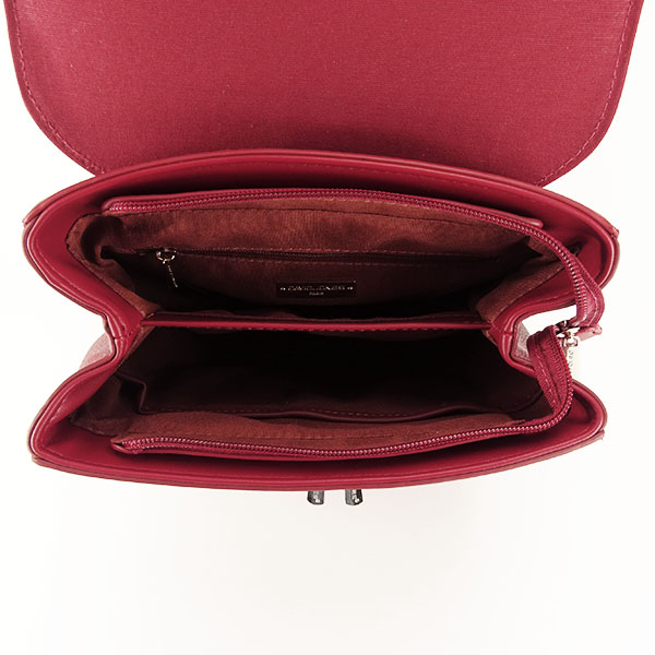 Rucsac rosu inchis Beatrice 4
