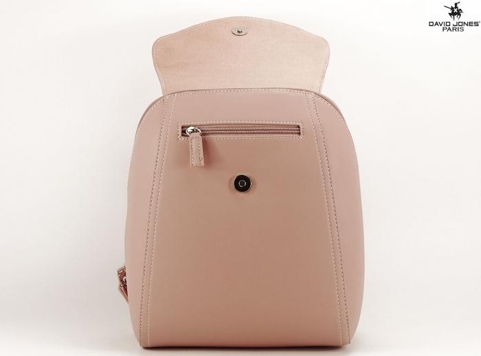 Rucsac roz dama de talie medie Ibiza 2