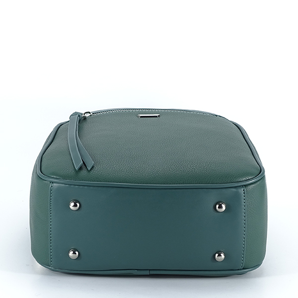 Rucsac verde inchis casual Cassie [6]