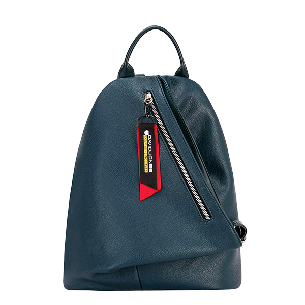 Rucsac verde inchis casual Cindy [0]
