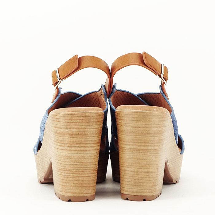 Sandale cu platforma Annabel 6