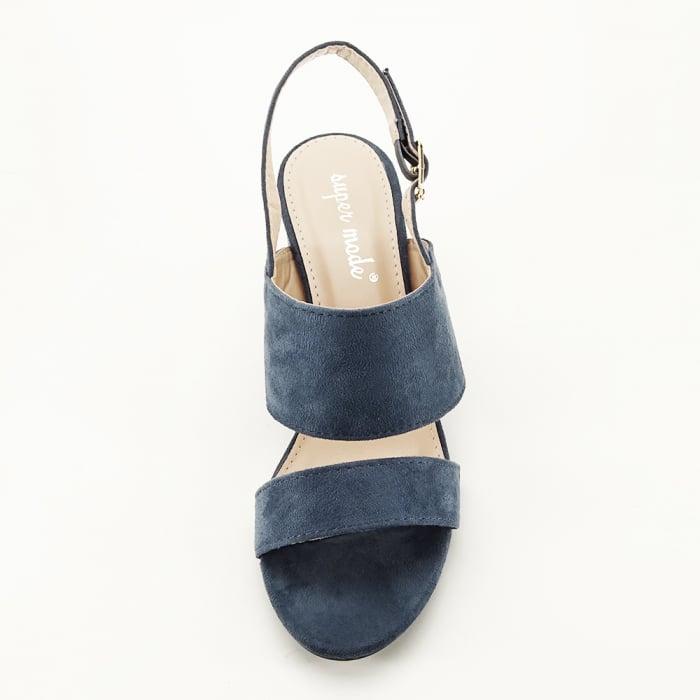 Sandale albastru petrol cu tot comod Paloma 3