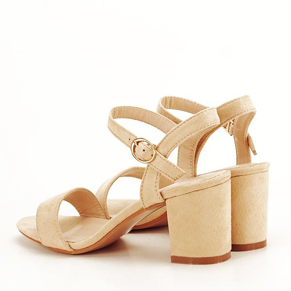 Sandale bej Daria [3]