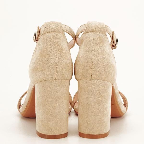 Sandale bej elegante Sabina [5]