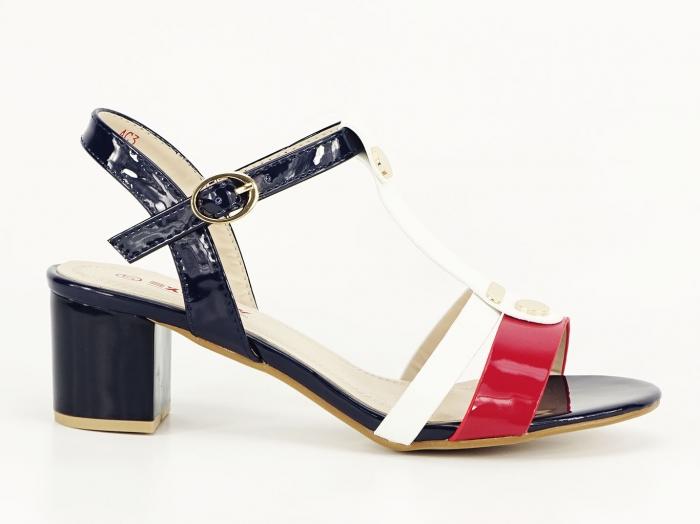 Sandale dama in trei culori Cataleya 0