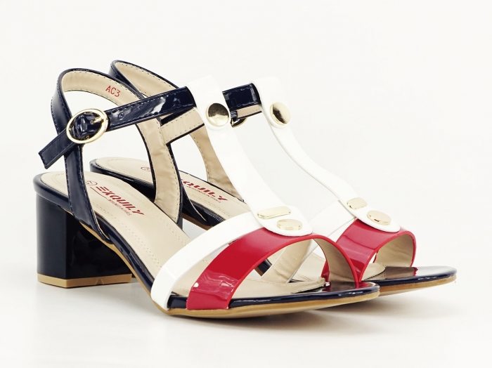 Sandale dama in trei culori Cataleya 3