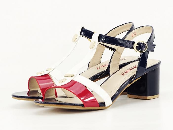 Sandale dama in trei culori Cataleya 4