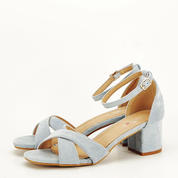 Sandale elegante albastre Lidia [1]
