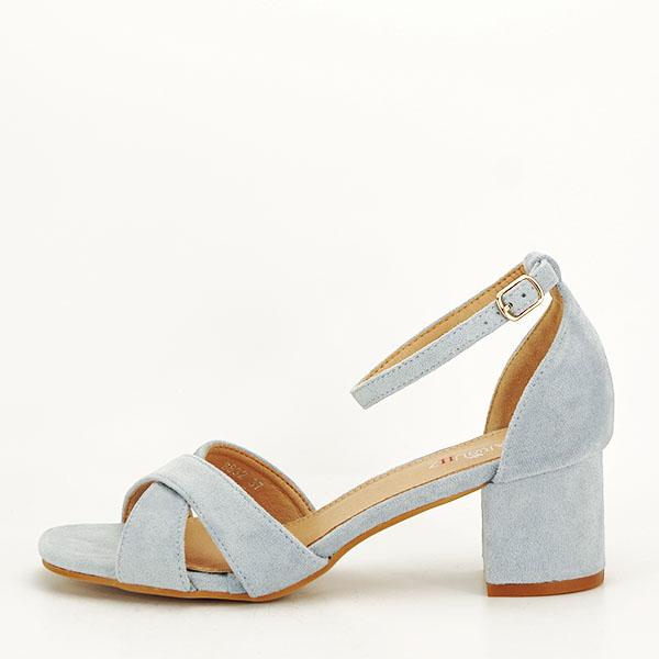 Sandale elegante albastre Lidia [0]