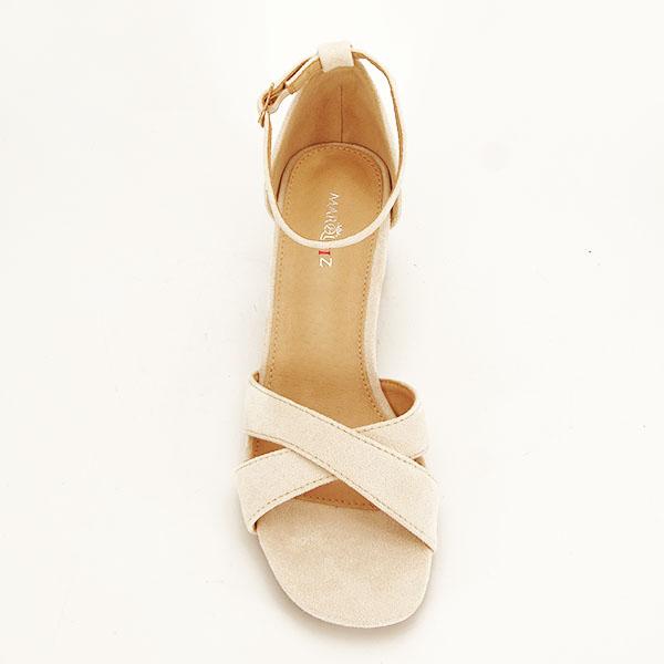 Sandale elegante bej Lidia [6]