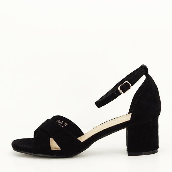 Sandale elegante negre Lidia [0]