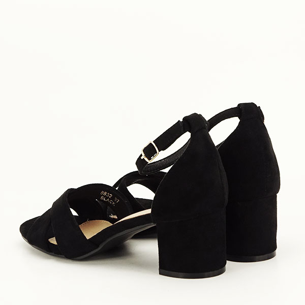Sandale elegante negre Lidia [3]