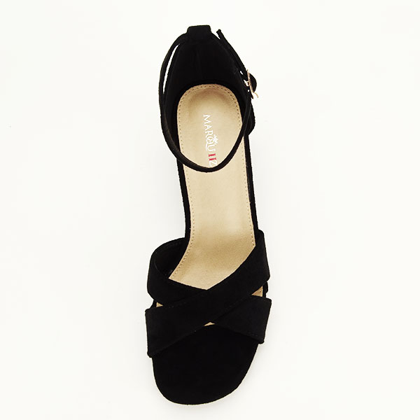 Sandale elegante negre Lidia [6]