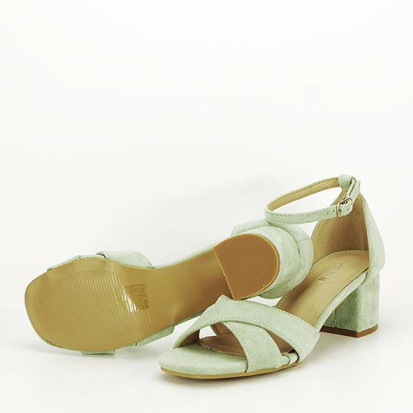Sandale elegante verzi Lidia [7]