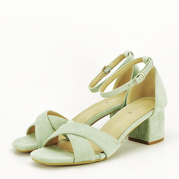 Sandale elegante verzi Lidia [1]