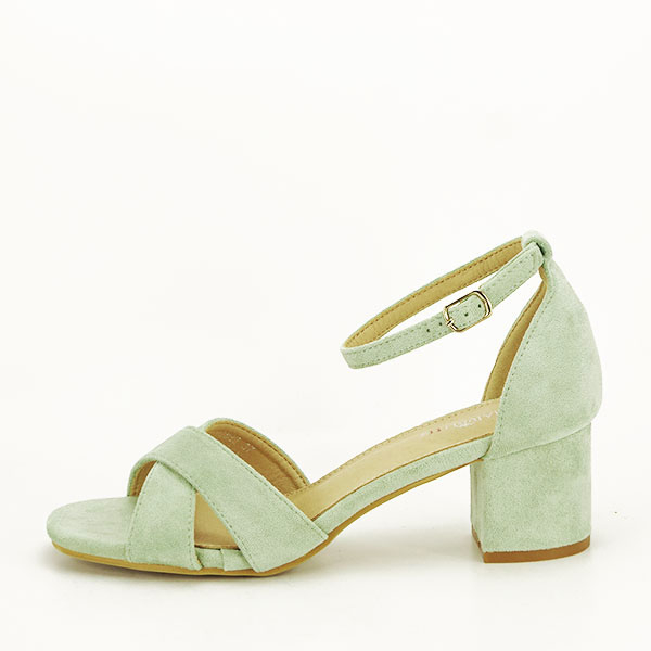 Sandale elegante verzi Lidia [0]