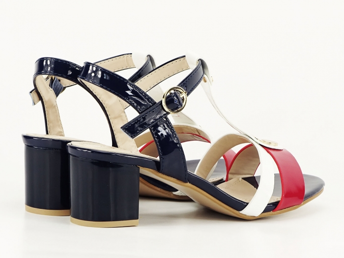 Sandale dama in trei culori Cataleya 1