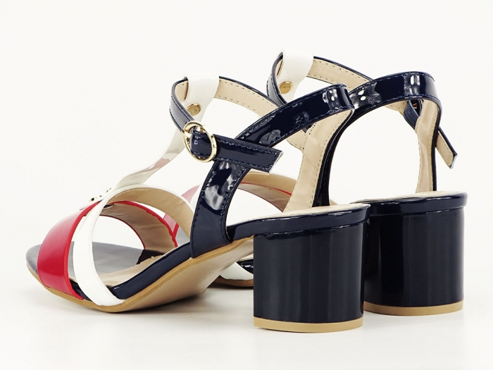 Sandale dama in trei culori Cataleya 6