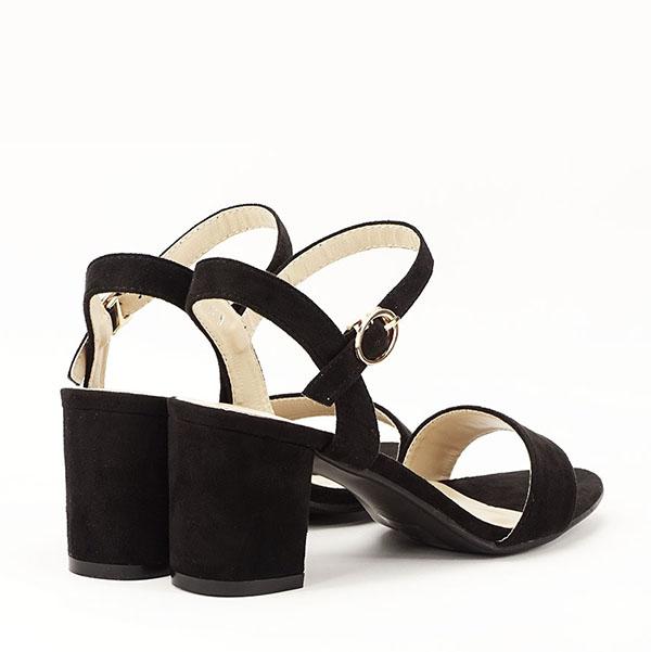 Sandale negre Daria [4]