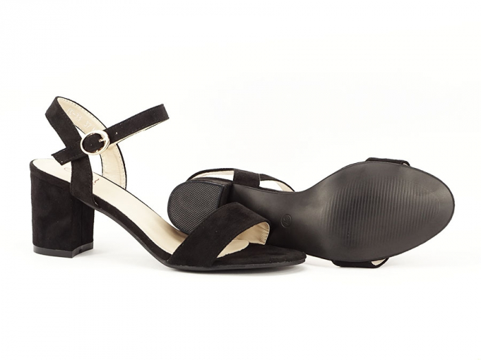 Sandale negre Daria [7]