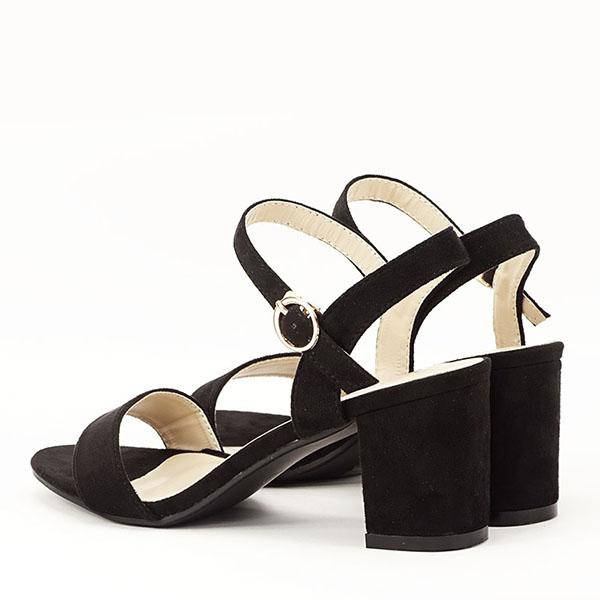 Sandale negre Daria [6]