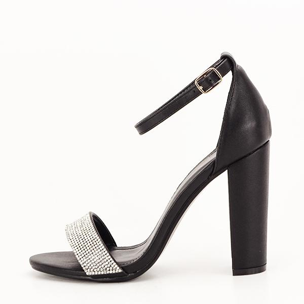 Sandale negre Diana [6]