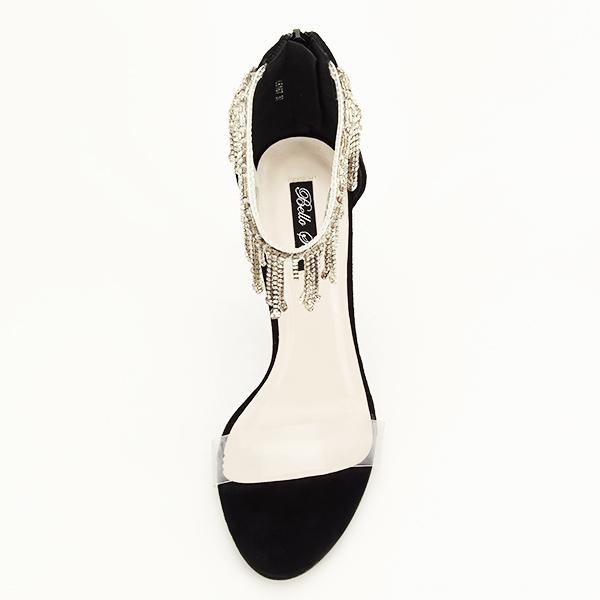 Sandale negre elegante Ioana [1]