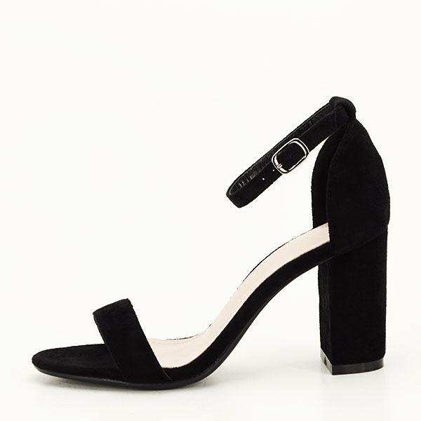 Sandale negre elegante Sabina [0]