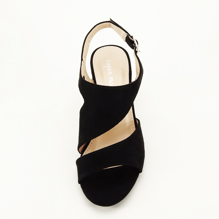 Sandale negre office/casual Olive [1]