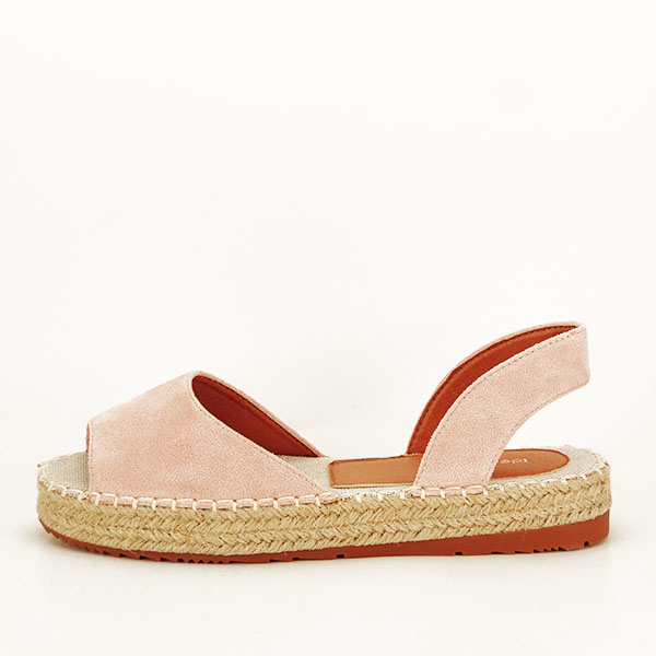 Sandale roz casual Crista [1]