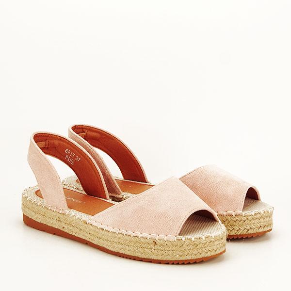 Sandale roz casual Crista [2]