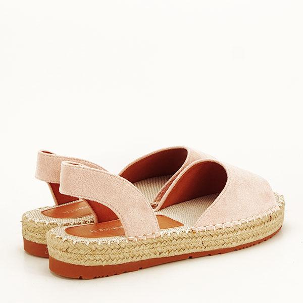 Sandale roz casual Crista [4]