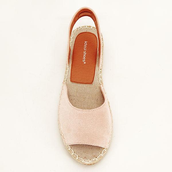 Sandale roz casual Crista [6]
