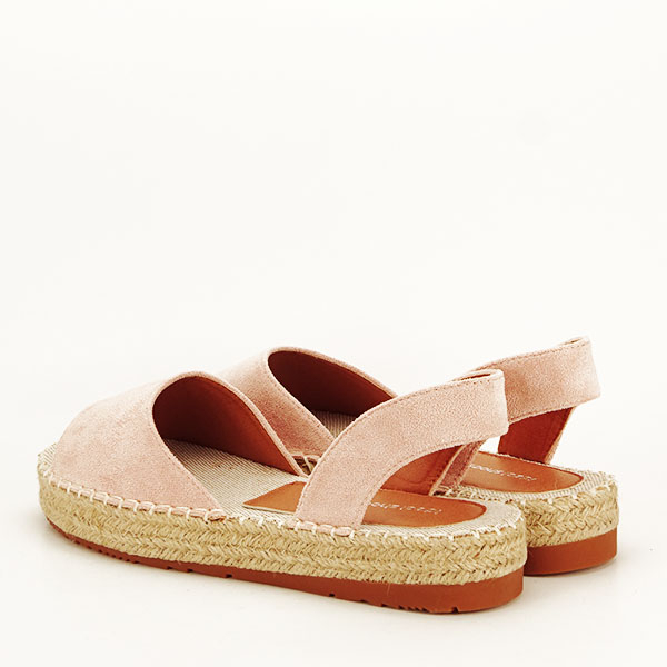 Sandale roz casual Crista [3]