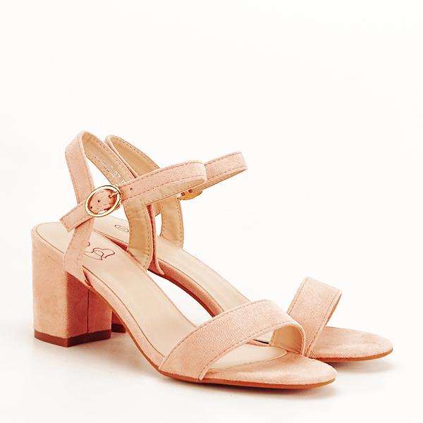 Sandale roz pudra Daria [3]