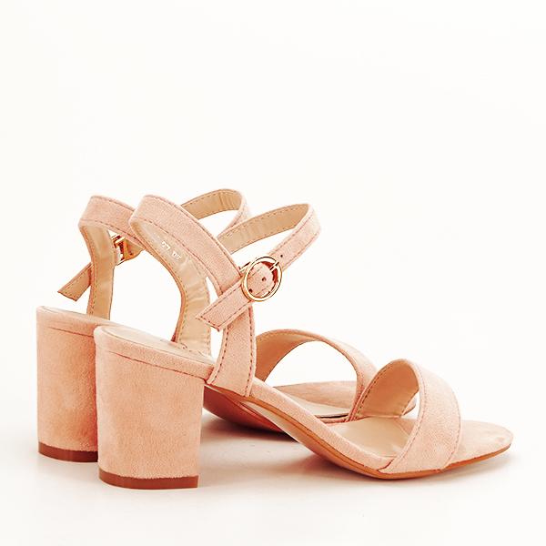 Sandale roz pudra Daria [5]