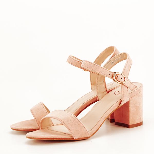 Sandale roz pudra Daria [2]