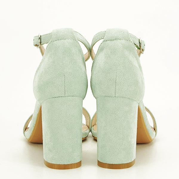 Sandale verzi elegante Sabina [5]