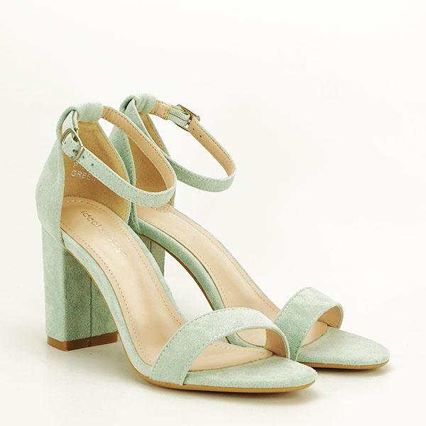 Sandale verzi elegante Sabina [2]